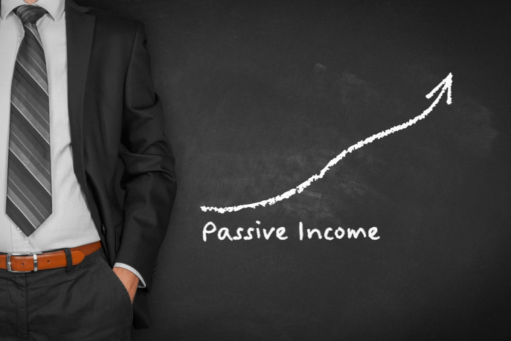 Passive Income Portfolio Quarterly earnings report2