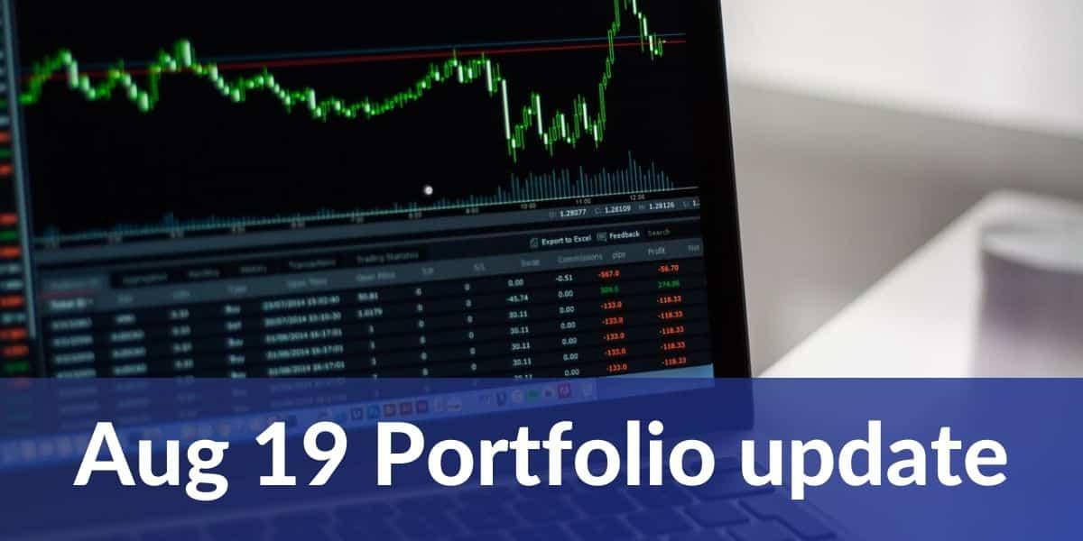 Aug 19 portfolio update