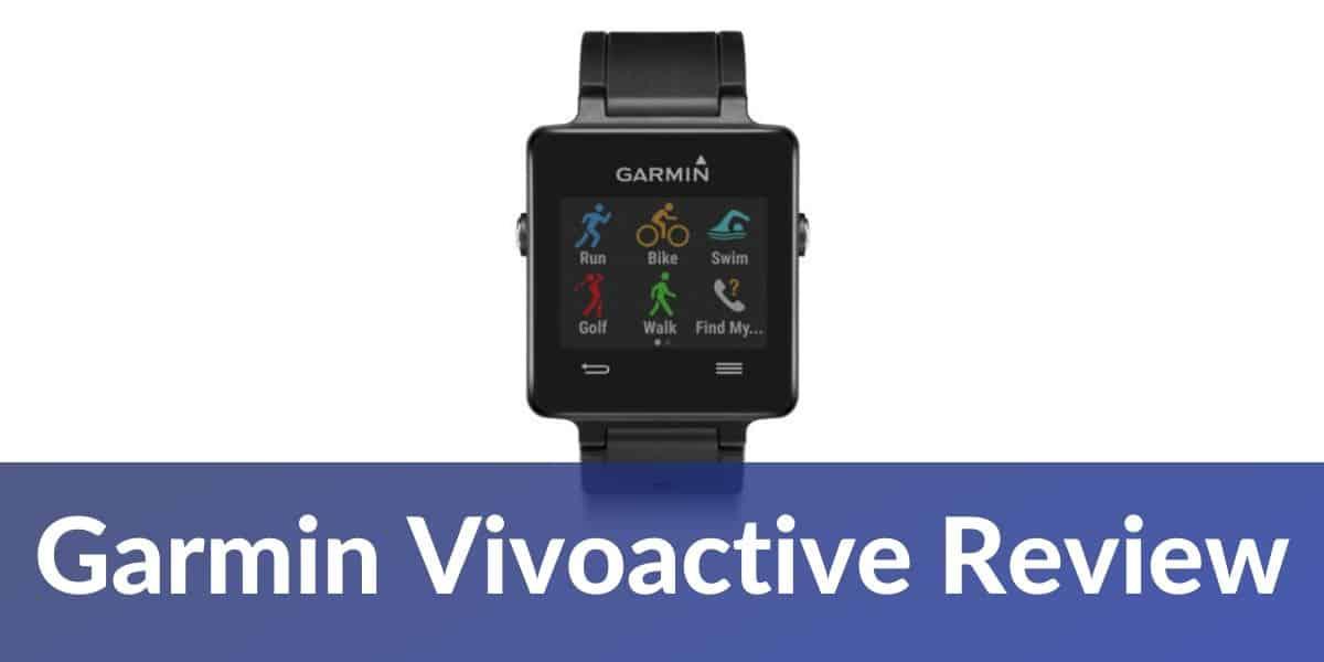 Garmin Vivoactive review