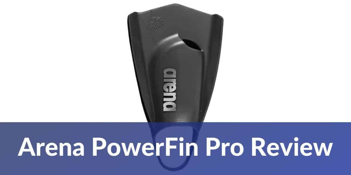 arena powerfin pro review