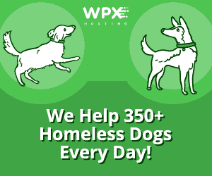 WPX Hosting - Help Animals