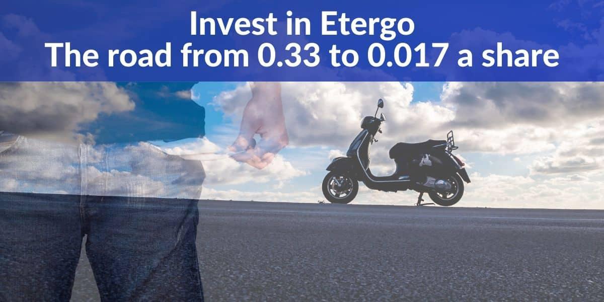 Invest in etergo