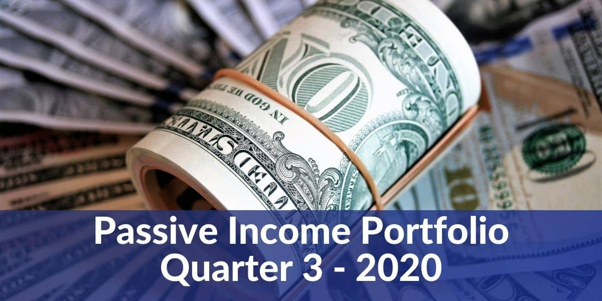 Portfolio Quarterly earnings report quarter 3 2020