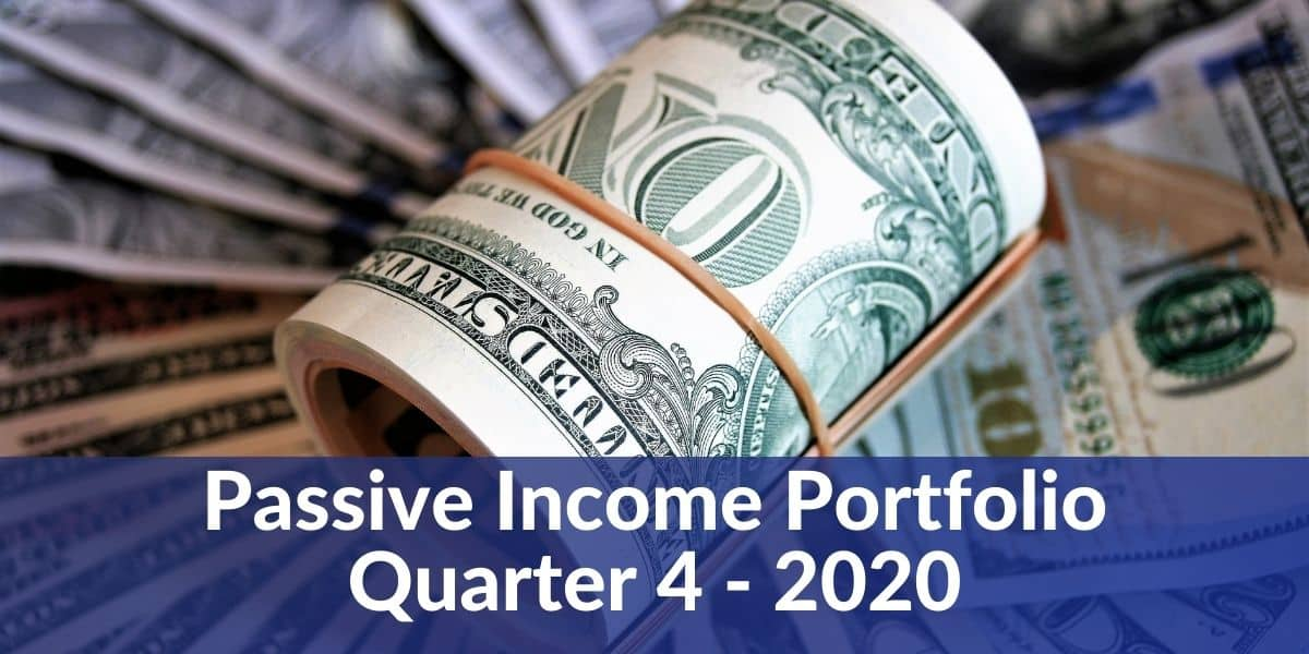 Portfolio Quarterly earnings report quarter 4 2020