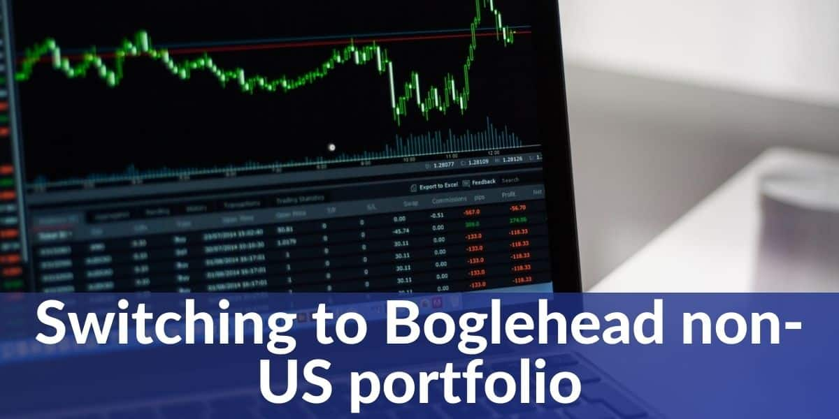 Switching to Boglehead non-US portfolio